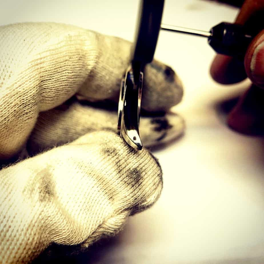 watch polishing