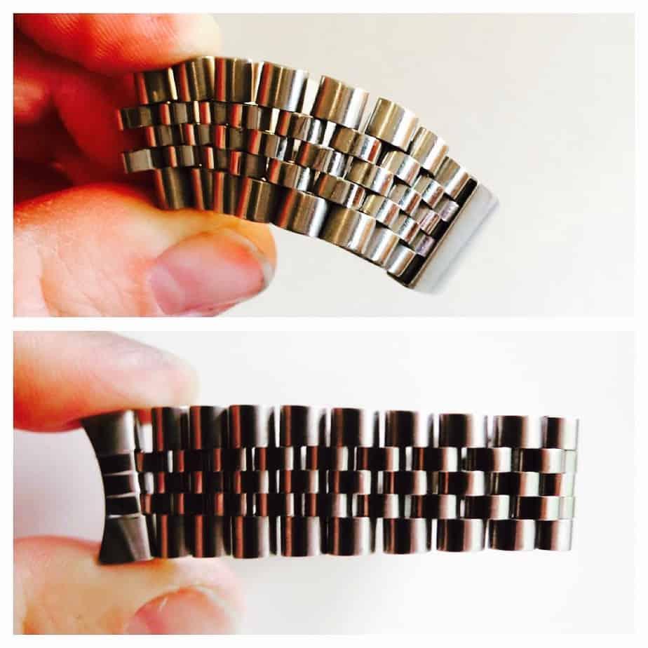 Rolex stretch repair 2